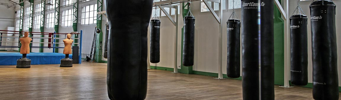 Full-Boxing Club Delemont
