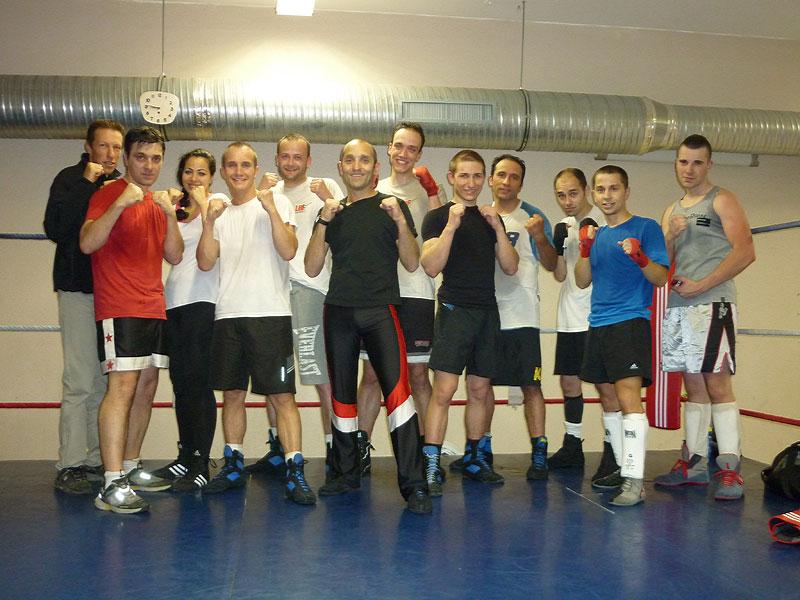 club boxe oise
