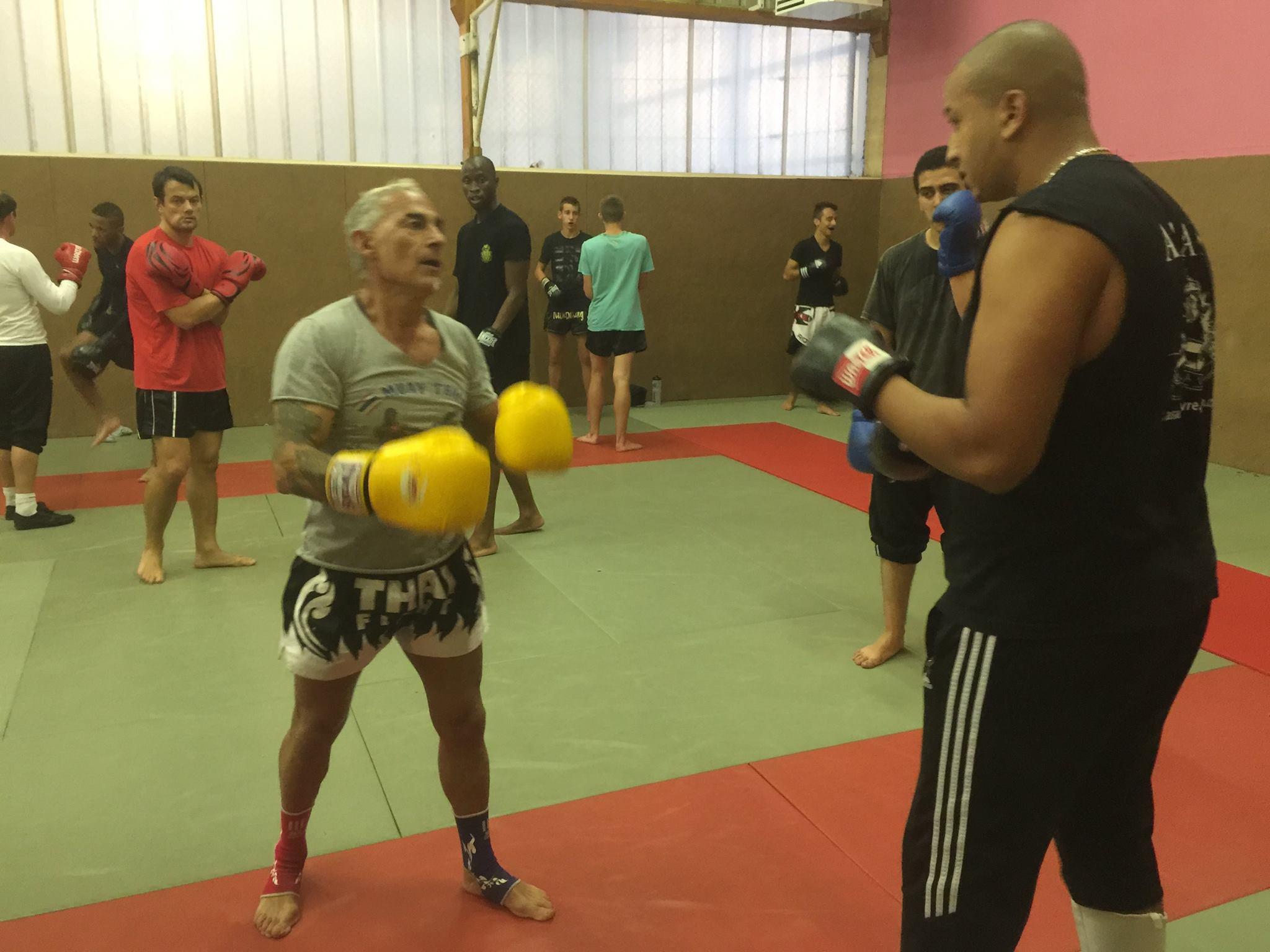 vaucluse kick boxing