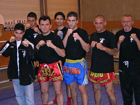 club boxe 13015